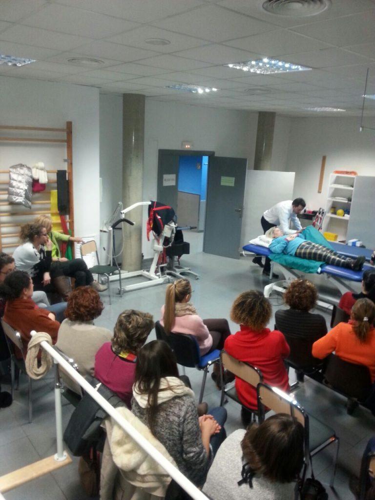 Ortopedia Lleida-Dissalud-formació movilitat pacients 3
